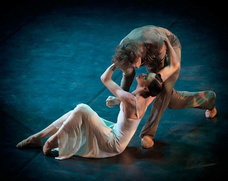 © Irina Tuminene -  Boris Eifman's Requiem ballet