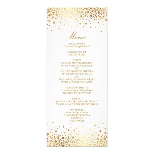 741 best Formal Wedding Invitations images on Pinterest Formal - formal dinner menu template