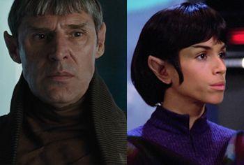 Star Trek Species N To Z / Characters - TV Tropes   Star