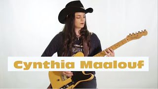 Cynthia Maalouf: Peter Gunn (1959) - Duane Eddy Cover   My way of celebrating the Birthday of Our King of Twang Duane Eddy ! Fender Classic Player Baja Telecaster Gruvgear SoloStrap DAllen Pickups TriplePlay Cheetahs Recorded at Redbooth Studios Peter Gunn (1959) - Duane Eddy Cover Cynthia Maalouf