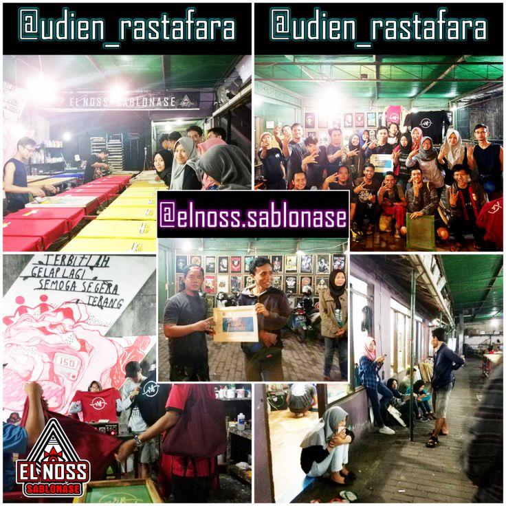 "Trimakasih Temen-Temen Creative.... @serufouny @serufo_artwork @elnoss.sablonase Kalian Anak Muda Berbakat, Berprestasi Berkarya dengan Mantra ""(Bismillah)"" www.serufo.com Go Ahead Brodah... . . . #sablonase #sablon #jasasablon #jogja #jogjakarta #plastisol #hightdensity #elnosssablonase #indonesia #like4like #likeforlike #follow4follow #followtoorder #clothing #vendorsablon #distro #sablonkaos #jogjasablon #plastisolink #streetwear #elnosssablonase #udienrastafara #follow4follow…"