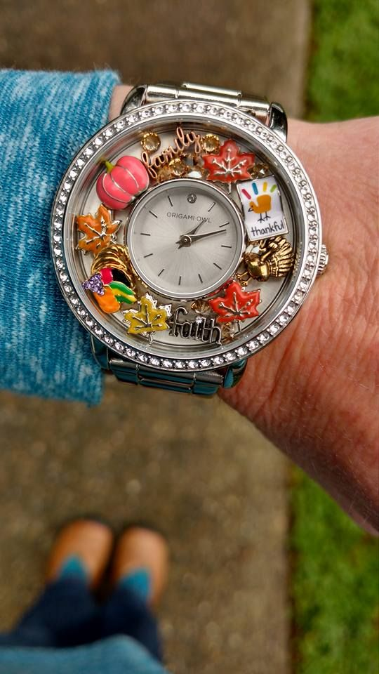 Origami Owl Watch Locket                                                                                                                                                                                 More