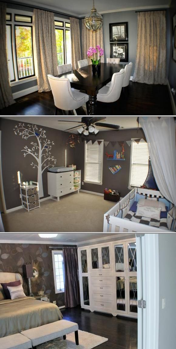 This business specializes in doing interior home decorating services they provide clients with home staging