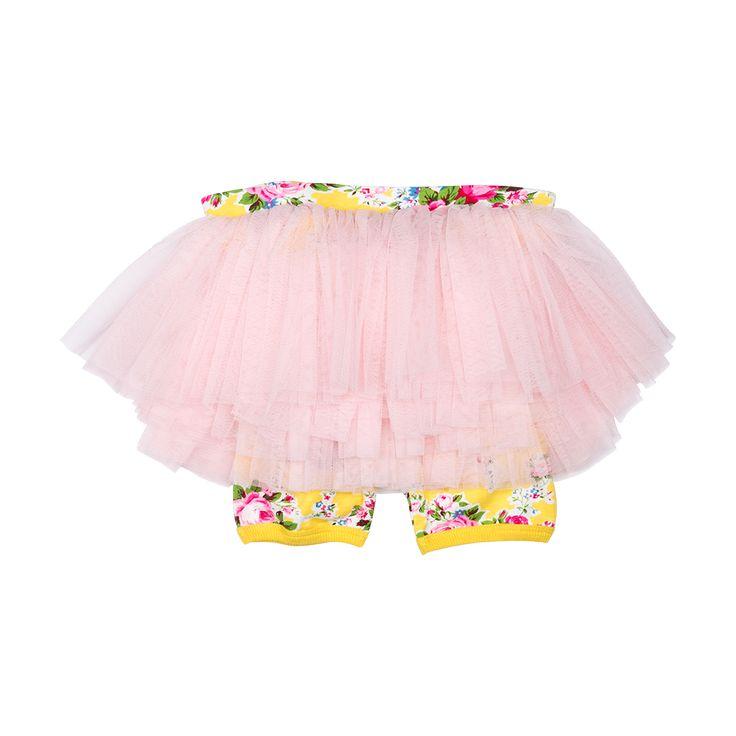 Rock Your Baby - Lemon Maeve Circus Shorts