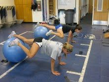 How to Get a Tennis Body: Working Out with the Duke Women's 2009 NCAA Champion Tennis Team