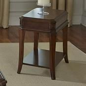 Brighton Park Chair Side Table by Liberty Furniture