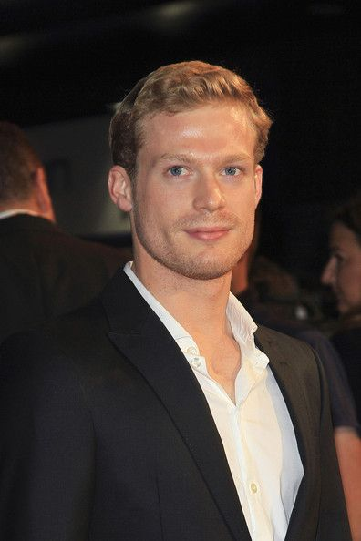 "Sam Reid Sam Reid arrives on the red carpet for the ""Anonymous"" UK Premiere"