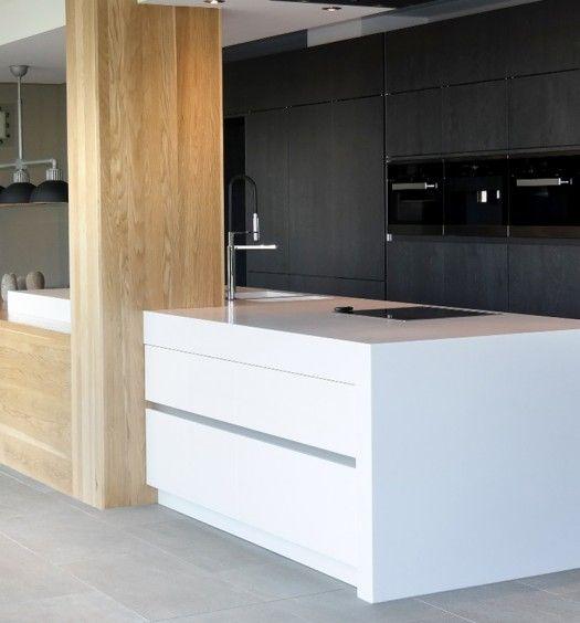 17 beste idee n over kookeiland tafel op pinterest eiland tafel keukeneetkamer en modern - Kookeiland tafel ...