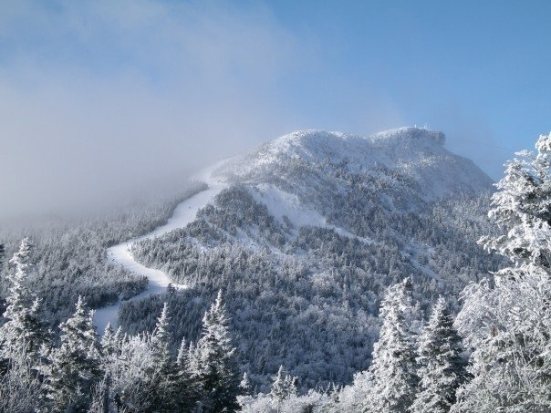 Jay Peak / Jay VT - I would spend my weekend tearing it up on the slopes.. and then wearing all my Stitch Fix clothes apres ski for dinner and drinks!