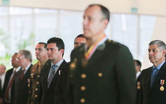 Questão de soberania nacional: a quem interessa a prisão do Almirante Othon na Lava Jato? - Sputnik Brasil