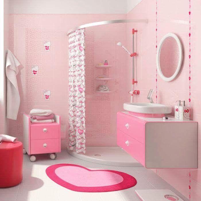 24 Toddler Girl Bathroom Ideas In 2020 Girl Bathroom Decor