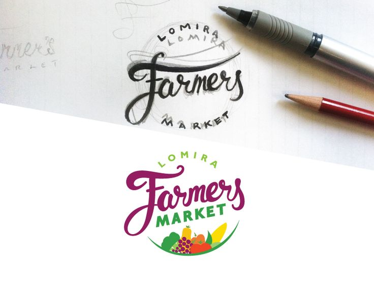 Lomira Farmers Market by Alexander Ramsey
