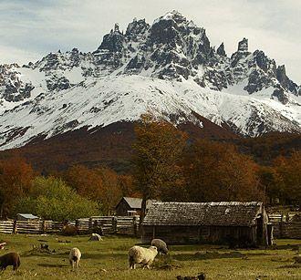 Cerro castillo- Coyhaique