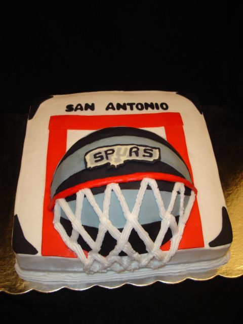 29 best spurs cake images on Pinterest Spurs cake Birthday