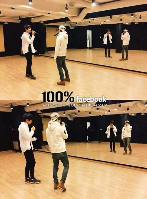 ALL 100% Sanghoon and Changbum