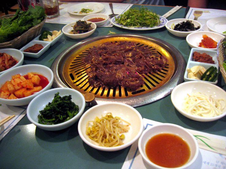 A versão brasileira da gastronomia coreana