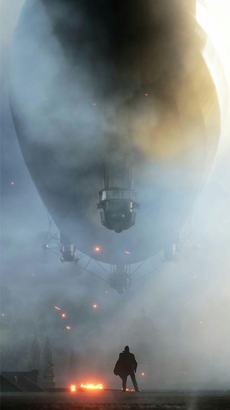 Battlefield 1 sky Wallpaper