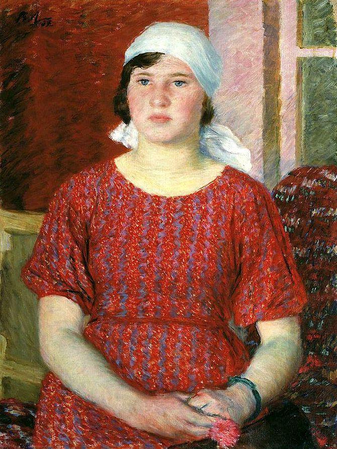 bofransson:  A Student Vladimir Lebedev - 1937