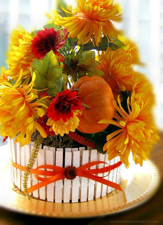 Best Art And Holiday MabonFall Images On Pinterest Wiccan - 8 simple diy food centerpieces for thanksgiving to try