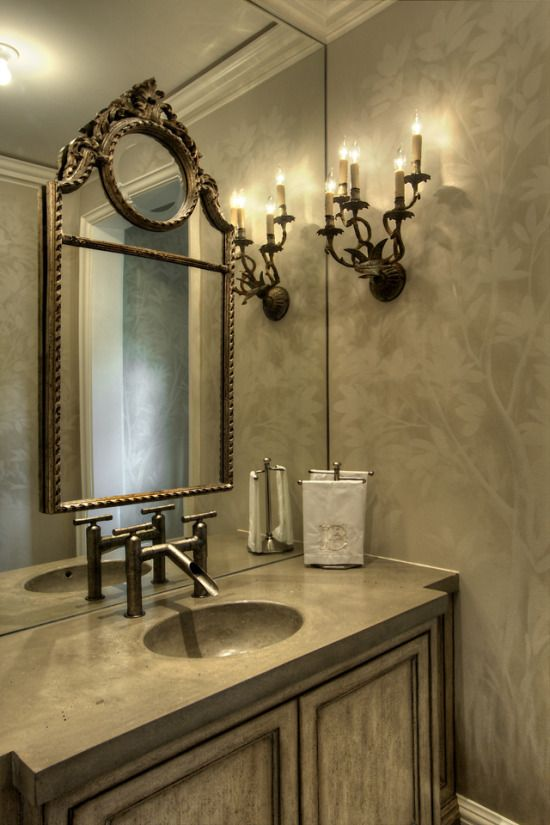 Bathroom Mirrors Houston Tx 78 best powder room images on pinterest | bathroom ideas, room and