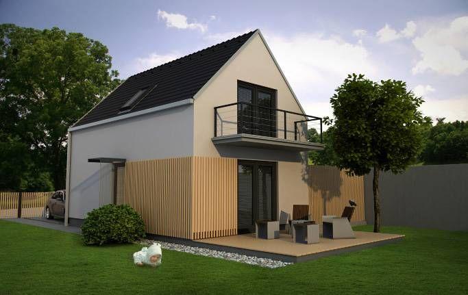 Typový dům Mini od APEX ARCH s.r.o.