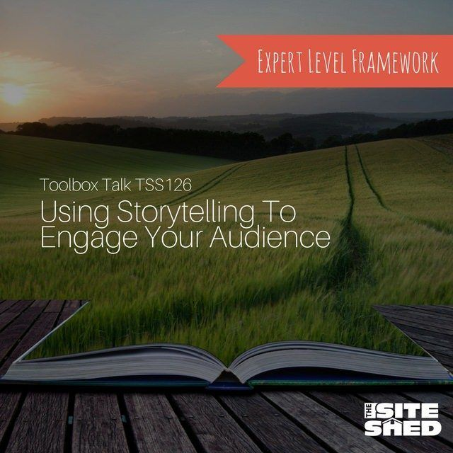 """""""At Tradie Web Guys and The Site Shed, we work with tradies & contractors all day, every day. I can honestly tell you that 95% of the businesses that we work with really struggle with telling their story..."""" https://www.thesiteshed.com/blog/storytelling/?utm_campaign=coschedule&utm_source=pinterest&utm_medium=Tradie%20Web%20Guys&utm_content=Using%20Storytelling%20To%20Engage%20Your%20Audience"""