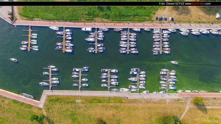 #dron #marina #swinoujscie #eswinoujscie