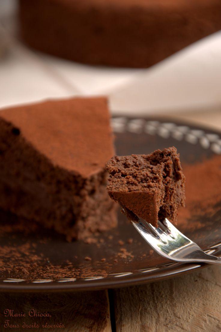 Le meilleur fondant au chocolat du monde…