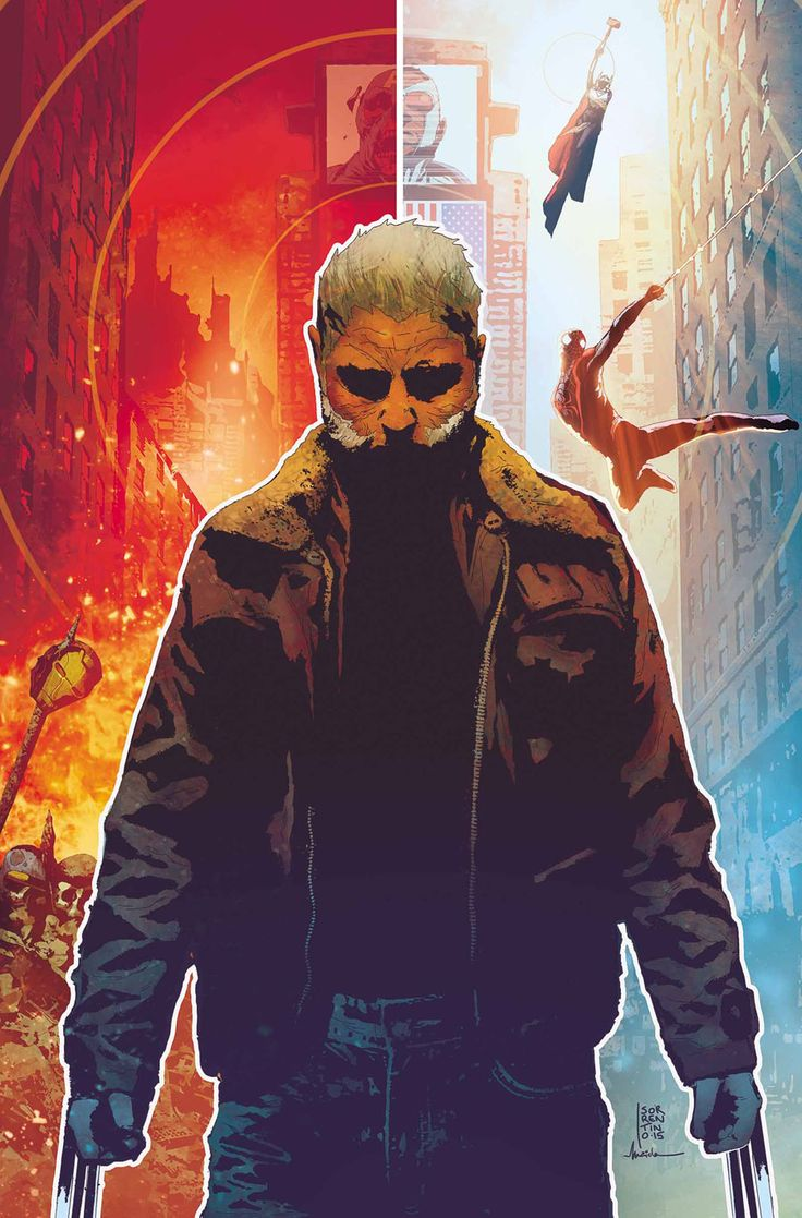 logan men Logan, inspired by — but not much — the comic wolverine: old man logan, does  away with the bad-guy-created future dystopia of the comic.