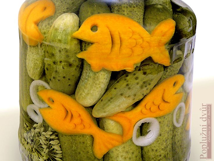 Dobroty | Bochořské sváteční okurky | Bochořské sváteční okurky 1,7 l | poplužní dvůr české dárky a delikatesy, lahůdky, originální krásné luxusní dárky