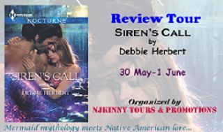 @keloveveryone #Recommends Siren's Call by @Debherbertwrit..Read the #BookReview and Enter #Giveaway to win all 3 #ParanormalRomances in this amazing series! :) http://amiabooklover.blogspot.in/2015/06/review-of-sirens-call-by-debbie-herbert.html  #Mermaids #Recommended #NjkinnyToursPromo #MustRead #Paperback #KindleBooks #Free