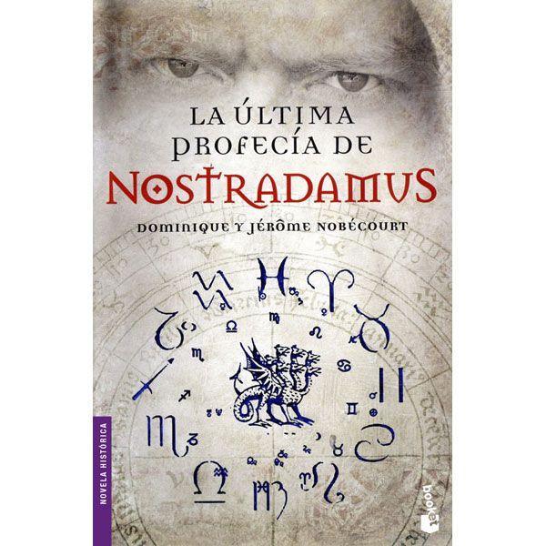 La última Profecía De Nostradamus Bolsillo Tapa Blanda Libros Bolsillos Catalina De Medicis