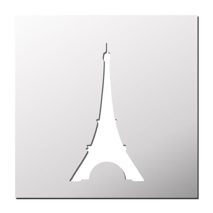 Pochoir Tour Eiffel