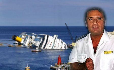 Francesco Schettino: Costa Concordia captain returns to site of disaster