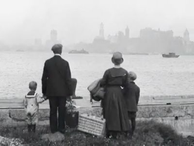Immigrants to America ~ More than 27 million immigrants came to America through Ellis Island between 1880 and 1930.
