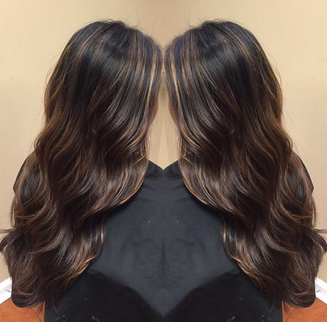 17 Best Ideas About Asian Balayage On Pinterest