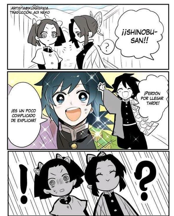 comics kny 2 cambio de roles 2 wattpad doujinshi comics slayer anime