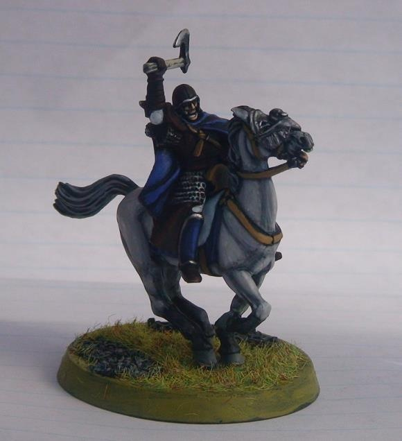 Donavan Sims Riders of Rohan... become Outriders of Dol Amroth.