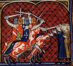 In March of 1208, Pope Innocent III preached the Albigensian Crusade. The crusade, which covered an area from Agen to Avignon and the Pyrenees to Cahors, initiated a new phase in the already strained relationship between the Catholic Church and the Languedoc. Cathars