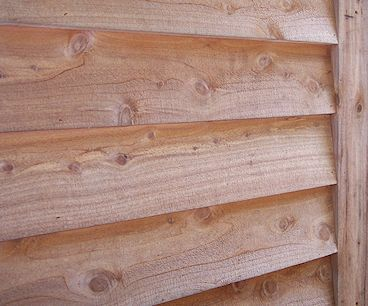 Best Western Red Cedar Bevel Siding Wood Outside Pinterest 400 x 300