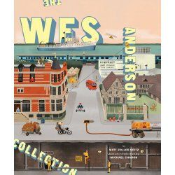 I love Wes Anderson. He seems to process the world in a way I understand. This book gives a peep inside his mind. Sort of.