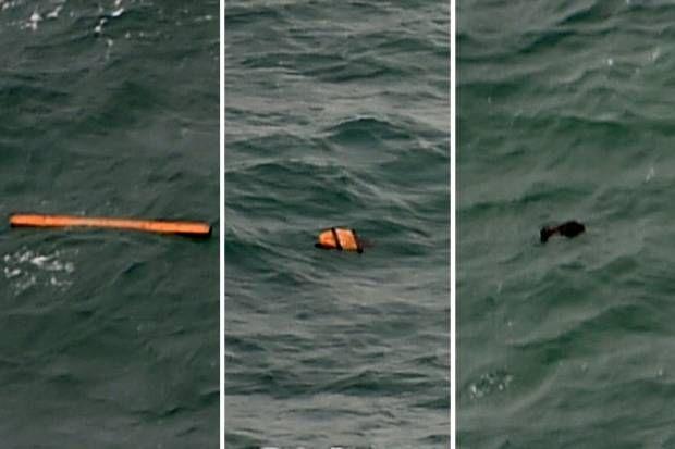 Inilah Serpihan Mencurigakan dalam Pencarian AirAsia QZ8501