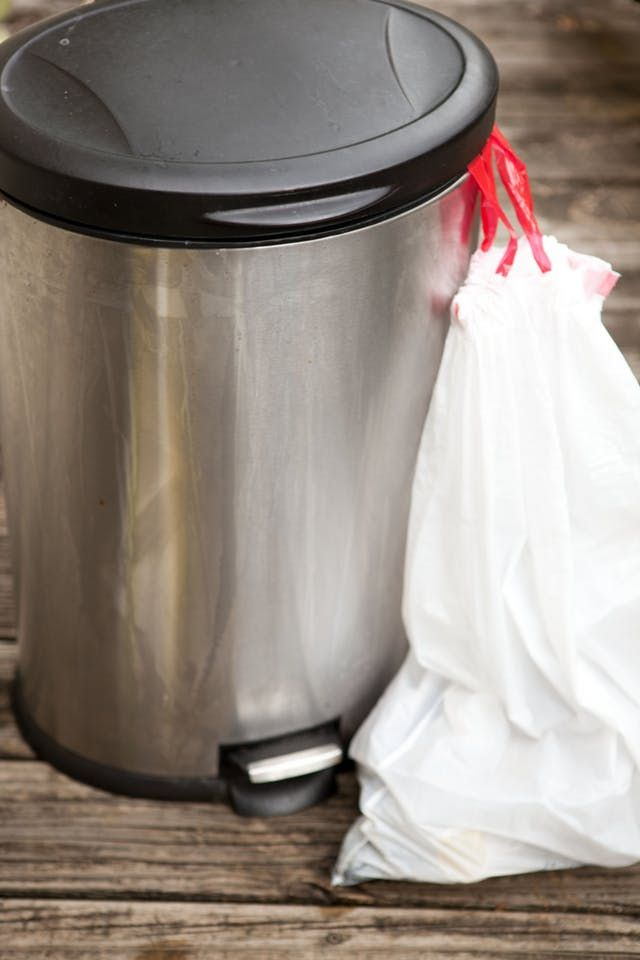 17 best ideas about kitchen trash cans on pinterest anna white cabinet trash can diy and - Kitchen trash can ideas ...