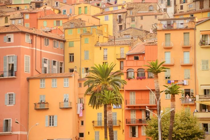 Menton, France: The Colourful Gem of the French Riveria