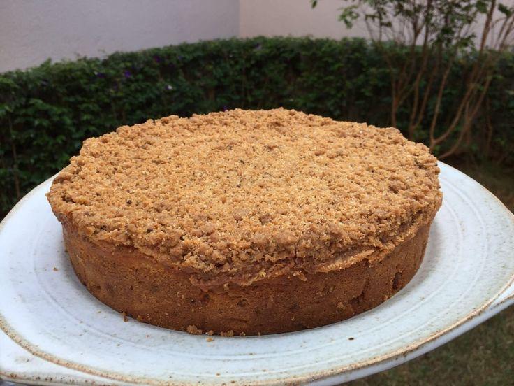 Bolo de Maçã | Tortas e bolos > Receitas de Torta de Maçã | Mais Você - Receitas Gshow