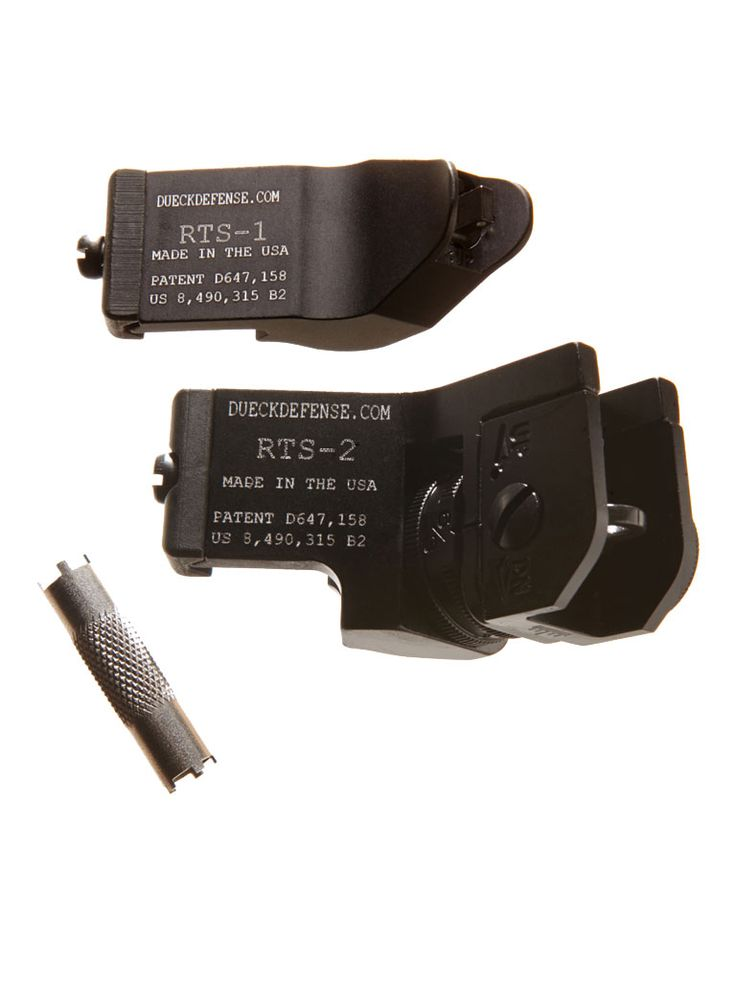 Rapid Transition Sight™ with Trijicon Night Sights - Set (Front…