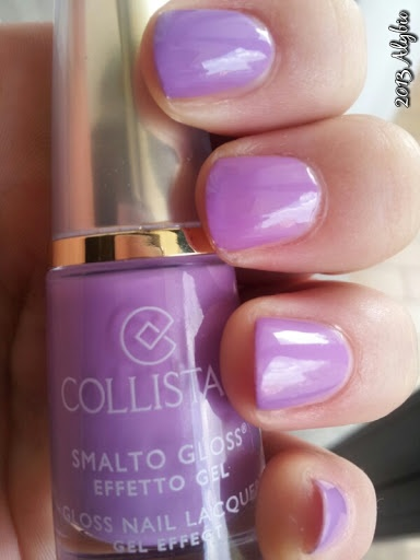 Collistar Gloss Nail Gel Effect no 559, Fragrant Wisteria