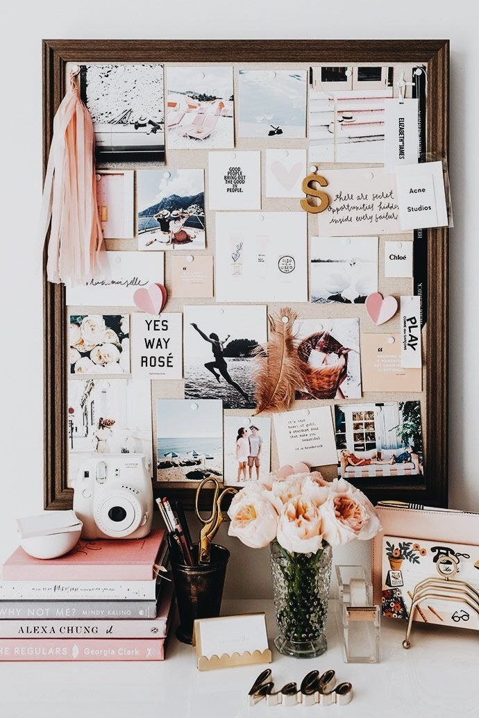 Mood Board inspiration for office