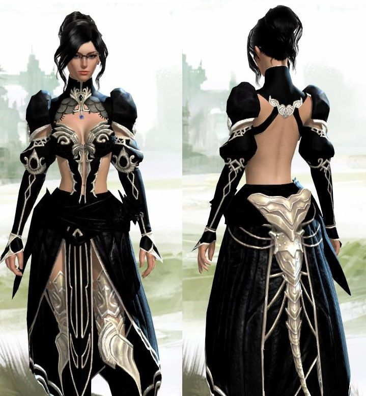 Guild Wars 2 Anime Characters : Best guild wars armor images on pinterest beautiful