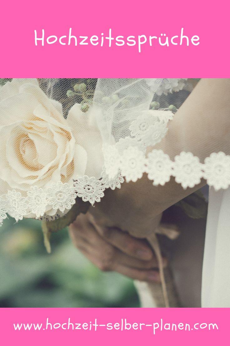 Hochzeitsspruche Spruche Hochzeit Hochzeitsspruche Gedichte Zur Hochzeit
